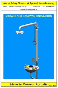 Shower Insulation