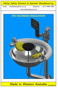 Eyewash Insulation